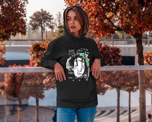 Majica sa kapuljačom - hudica - hoodie